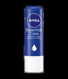 Protetor Labial Nivea Essential Care 4,8 g