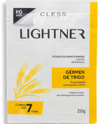 Pó Descolorante Germém de Trigo Lightner 20 g