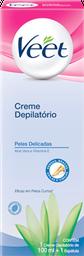 Veet Creme Depilatório Peles Delicadas