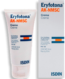 Fotoquimiopreventivo Facial Isdin Eryfotona AK-NMSC FPS100 50ml