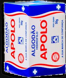 Algodão Apolo Hidrófilo 50 g