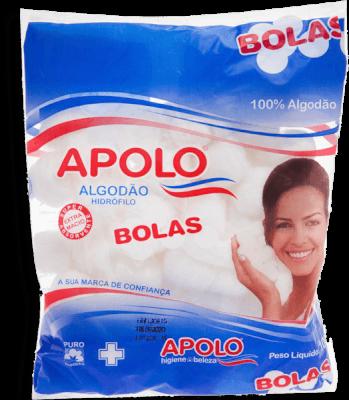 986c7b9bdceddd Algodão Hidrófilo Apolo 100g em sua casa pela Rappi!