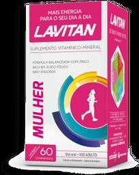 Lavitan Mulher Cimed 60 Comprimidos