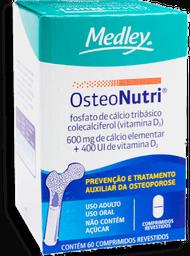 Osteonutri 600 mg+400 UI 60 Comprimidos
