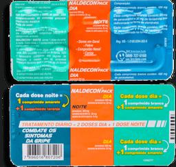 Naldecon Pack Dia E Noite Com 6 Comprimidos