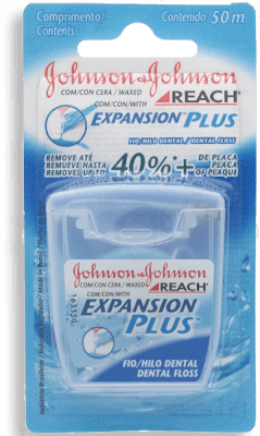 e6dee7402 Fio Dental Expansion Plus Reach 50M em sua casa pela Rappi!