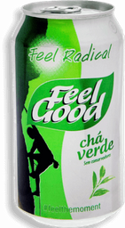 Chá Verde  Feel Good Com Limão 330mL