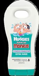 Condicionador Infantil Huggies Turma da Mônica Extra Suave 200mL
