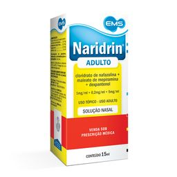 Naridrin Adulto 1 Mg + 0
