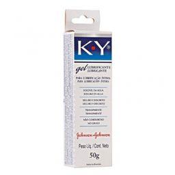 Gel Lubrificante K-Y 50g