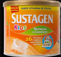 Sustagen Kids Suplemento Alimentar Morango 380 G