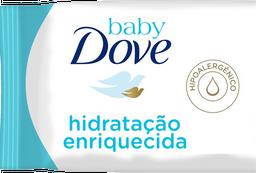 Lenços Umedecidos Dove Baby Hidratação Enriquecida 50 Und