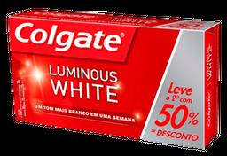 Kit Creme Dental Colgate Luminous White 1U