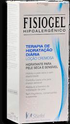 Loção Hidratante Terapia De Hidratação Diária Fisiogel 120 mL