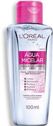 Água Micelar L'oréal 100 mL