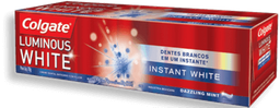 Creme Dental Luminous White Instant Colgate 70g