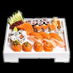 Only Sushi + Shimeji Batayaki (120g)