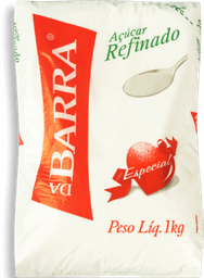 Açúcar Barra 1Kg