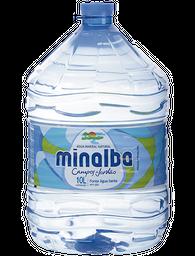 Água Mineral Minalba 10 L