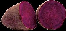 Batata Doce Roxa (Preço/Un)