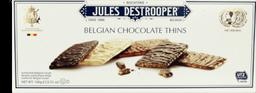 Biscoito Jules Destrooper Chocolate Thins 100g