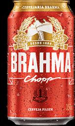 Cerveja Brahma Chopp Lata 350 mL