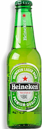 Cerveja Heineken Long Neck 250 mL