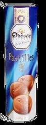 Choc Droste Ao Leite Pastilhas 100g