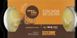 Cocada Colher Doralice Congelada Pote