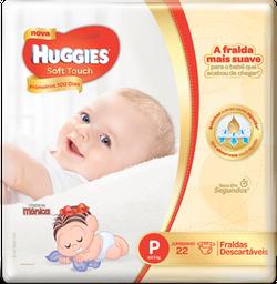 Fralda Huggies Primeiros 100dias C22