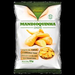 Mandioquinha Fhom Chips 45 g