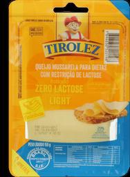 Queijo Mussarela Tirolez Light Sem Lactose Fatiado 1 U