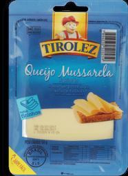 Queijo Tirolez Mussarela Tradicional Fatiado 150g