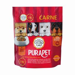 Alimento Pura Pet Natural E Completo Para Cães 1 Kg