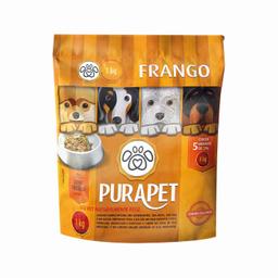 Alimento Pura Pet Natural E Completo Para Cães Crescimento 1 Kg