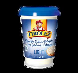 Requeijão Tirolez Cremoso Light 200 g