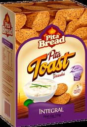 Torrada Pita Bread Crocante Integral 125g