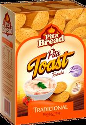 Torrada Pita Bread Crocante Tradicional 125 g