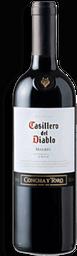 Vinho Chileno Tinto Casilero Del Diablo Malbec 750ml