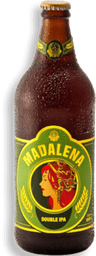 Cerveja Madalena Double Ipa 600 ml