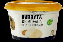Burrata Trufada Búfalo Dourado 120g