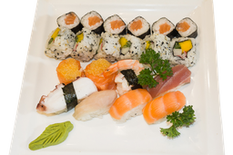 Sushi Especial P/1 (20 unidades)