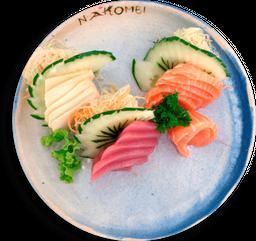 Sashimi Simples (17 unidades)