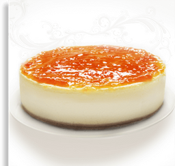 Cheesecake de Damasco