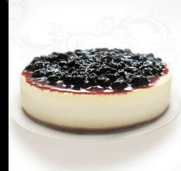 Cheesecake de Blue Berry