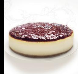 Cheesecake de Morangos ao Porto