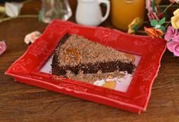 Torte de Chocolate com Caramelo Salgado