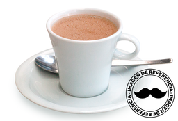 2012 - Chocolate Quente Medio 500ml