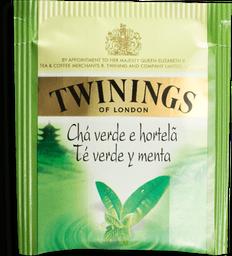 Twinings Chá-verde e Hortelã  - 200ml