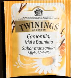 Twinings Camomila, Mel e Baunilha
